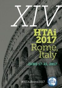 ROADMAP will organise symposium during HTAi annual meeting