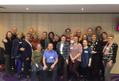 ROADMAP consultation with the European Working Group of People with Dementia