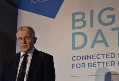 EU's Health Commissioner Andriukaitis: Big data has 'enormous' potential to optimise healthcare