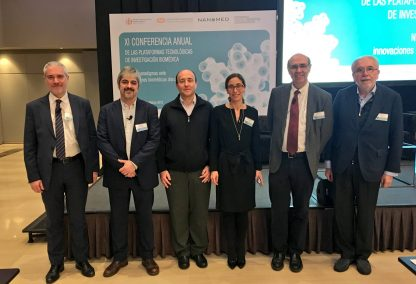 ROADMAP participates in joint IMI-project session at XI Annual Conference of Technological Platforms in Biomedical Research
