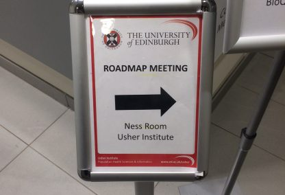 ROADMAP Outcome Definition team meets for data synthesis meeting and publishes deliverable on systematic literature review