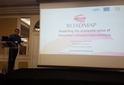 ROADMAP partners present at IPECAD in Paris