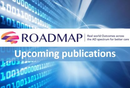 Find out about ROADMAP's published and upcoming research articles