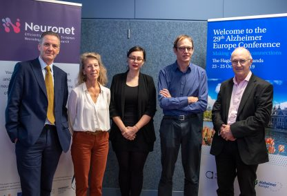 ROADMAP presents at Neuronet's annual event on European research collaboration in Alzheimer's disease and beyond
